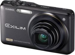 Casio Exilim EX-ZR10 z szerokim kątem i filmowaniem w 1080p