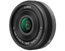 """Panasonic Lumix G 14 mm f/2.5 ASPH - nowy """"naleśnik"""" dla Mikro Cztery Trzecie"""
