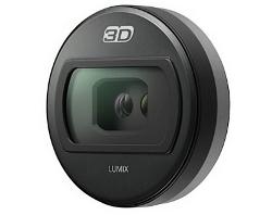 Panasonic 3D Lumix G 12.5 mm f/12