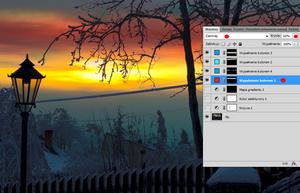 Adobe Photoshop - warstwy korekcyjne, cz. I