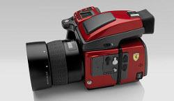 Hasselblad H4D Ferrari Edition