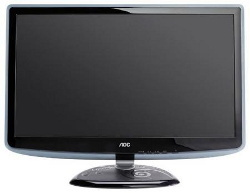 AOC e2240Vwa i e2440Vwa - energooszczędne Full HD