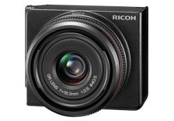Ricoh GR A12 28 mm f/2.5 - nowy moduł dla GXR