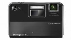 GE PJ1 - nowy kompakt z projektorem