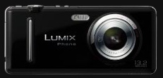 Panasonic Lumix Phone - premiera