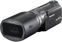 Panasonic HDC-SDT750 - konsumencka kamera 3D - już w sprzedaży