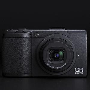 Ricoh GR Digital III - nowy firmware
