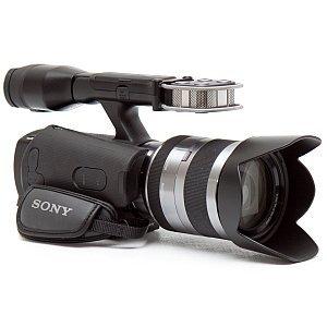 Sony NEX-VG10E - test kamery, cz. I - wielka matryca i wymienna optyka dla wymagającego amatora