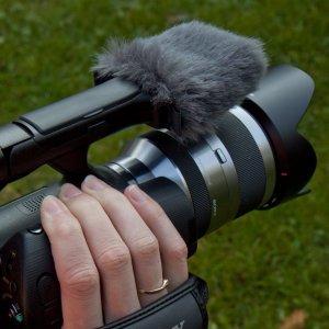 Sony NEX-VG10E - test kamery, cz. II - etap praktyczny
