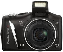 Canon PowerShot SX130 IS - firmware 1.0.1.0