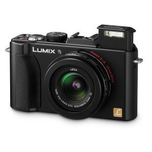 Panasonic Lumix DMC-LX5 - test aparatu