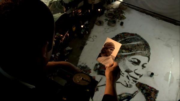 śmietnisko film Vik Muniz Lucy Walker