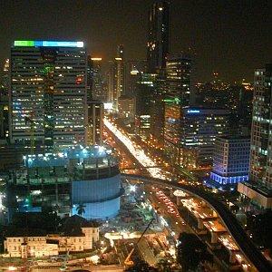 Fotografowanie miasta nocą  - poradnik