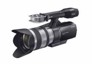 Sony NEX-VG10 z wymienną optyką - opinia magazynu Videomaker