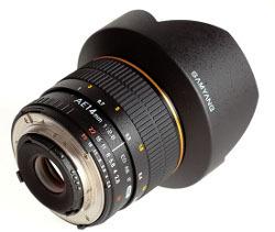 Samyang AE 14 mm f/2.8 ED AS IF UMC dla Nikona - znamy cenę i dostępność