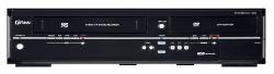 Funai TD6D-D4413DB - HDD, nagrywarka DVD i magnetowid VHS w jednym