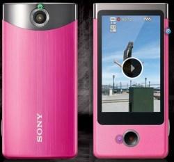 Sony HD Bloggie Touch w dwóch nowych kolorach