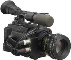 Sony Professional PMW-F3 - kamera telewizyjna