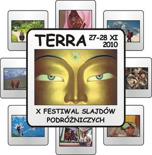 TERRA - X Festiwal Slajdów Podróżniczych