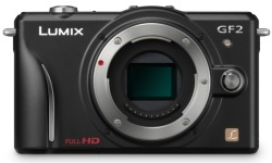 Panasonic Lumix GF1 i GF2 - nietypowe porównanie