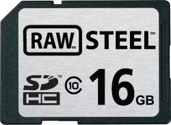 Hoodman Raw Steel - opancerzone karty SDHC