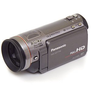 Panasonic HDC-SDT750 - test kamery 3D