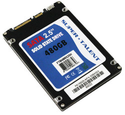 Super Talent prezentuje SSD UltraDrive MX o pojemności 480 GB