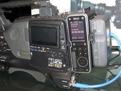 FS-T1001 – rekorder firmy Sony na karty pamięci stałej
