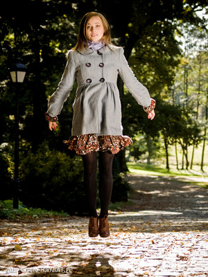 Konkurs Fotograficzny Wpis Miesiąca - wybór dnia - jesienna Sesja Plenerowa
