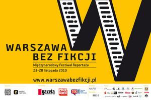 Festiwal Reportażu Warszawa Bez Fikcji