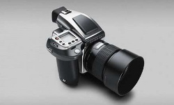 Hasselblad H4D-40 Stainless Steel