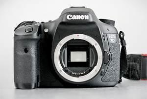 Upgrade aparatów Canon EOS 5D Mark II i 7D - blokada pokrętła trybów