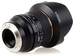Samyang 14 mm f/2.8 ED AS IF UMC z mocowaniem Samsung NX już w sprzedaży
