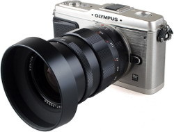 Voigtlander Nokton 25mm f/0.95 dla Mikro Cztery Trzecie dostępny w sprzedaży