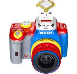 Pentax K-r w edycji Korejanai Robo