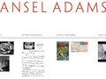 Twórczość Ansela Adamsa w formie aplikacji na iPada