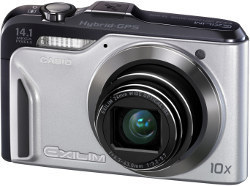 Casio Exilim EX-H20G - firmware 1.01