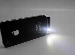 iFlash, czyli zewnętrzna lampa dla iPhone'a