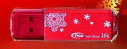 Team F108 Christmas Edition - następny świąteczny pendrive