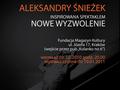 Aleksandra Śnieżek - wystawa fotografii inspirowana spektaklem Nowe Wyzwolenie