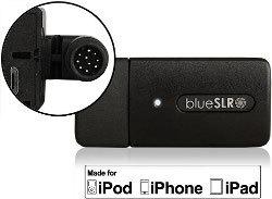 Zdalne wyzwalanie migawki iPhone'em przy pomocy blueSLR