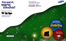 Kup aparat marki Samsung i wygraj samochód, telewizor lub smartfona