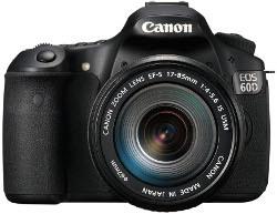 Canon EOS 60D - firmware 1.0.8