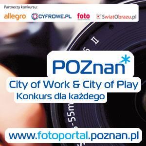 Konkurs na nowym fotoportalu miasta Poznań
