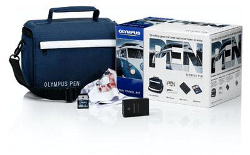 Akcesoria dla użytkowników aparatów Olympus PEN