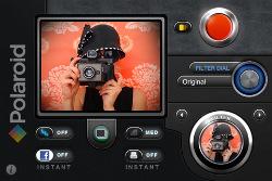 Oficjalna aplikacja Polaroid na iPhone'a