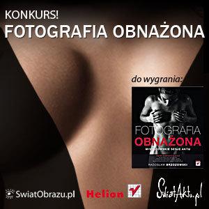 """Konkurs fotograficzny """"Fotografia obnażona"""" - wyniki"""