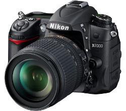 Nikon D7000 - firmware 1.01
