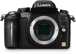 Panasonic Lumix DMC-GH2 już w sprzedaży