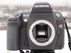 Olympus E-5 - test
